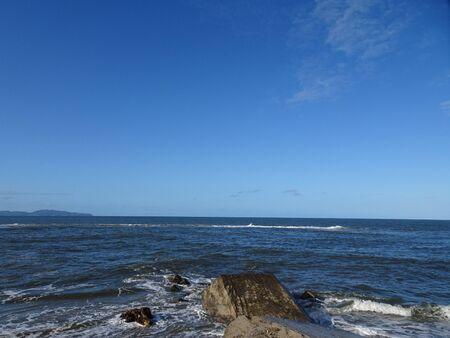 Sea coast of the Sea of Japan