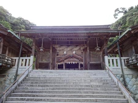 Miho Shrine, Matsue City, Shimane Prefecture Editöryel