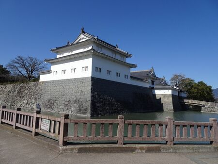 Shizuoka, Shofu Castle, And Higashi-Gomon