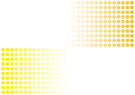 Polka Dot Gradient Background Material Illustration Vector