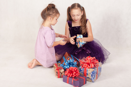 disclose: Girls disclose gifts