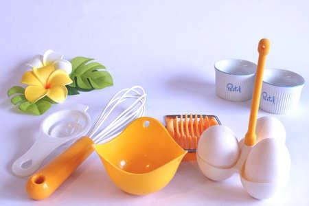 Egg dish set (white fluorescent lamp)?