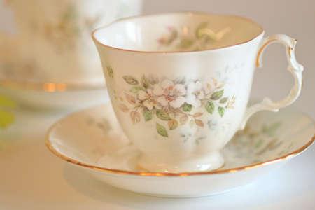 Tea sets Banco de Imagens