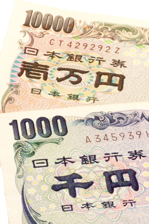 japanese currency: 10 % tax rate on Japanese currency