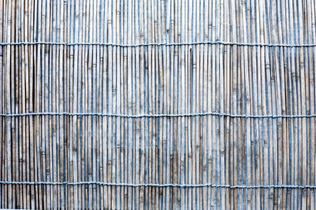 worn out: Seamless picture of the old worn out bamboo blind