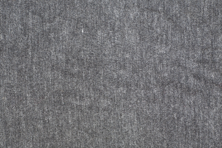 Surface of soft gray jersey fabric