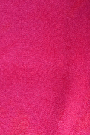 Surface of vivid pink fabric Stock Photo