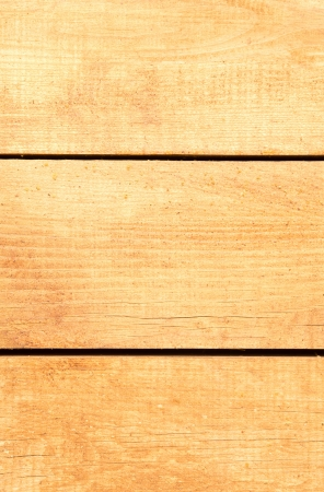 Wooden texture (surface, background) close up. Yellow pine planks. Stock Photo - 19318137