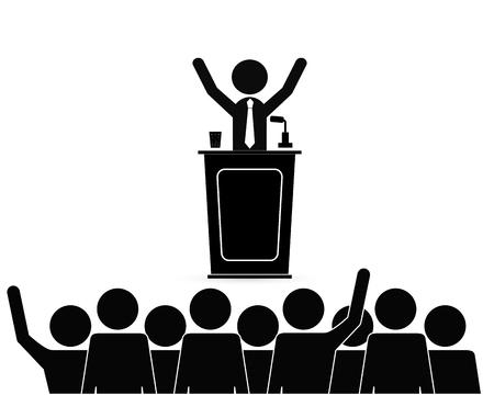 Icône de gestion d'équipe