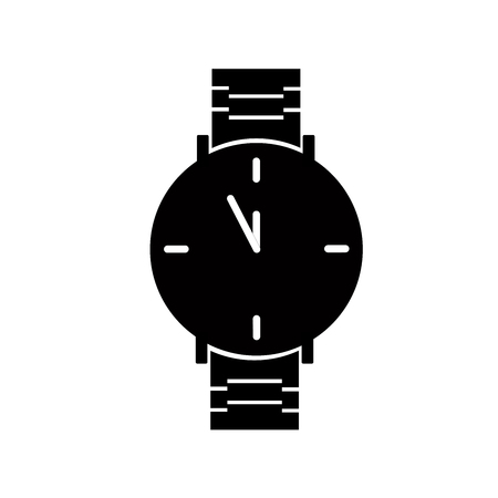 Icon of the wrist classic.