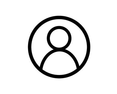Avatar profile picture - vector icon