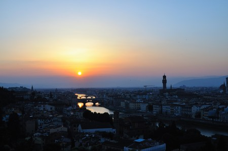 City landscape of one of the most beautiful italian town Stock Photo - 7441346