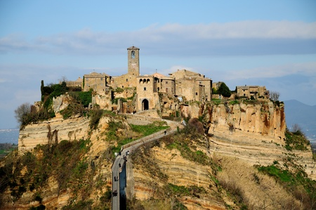 Civita di Bagnoregio photo