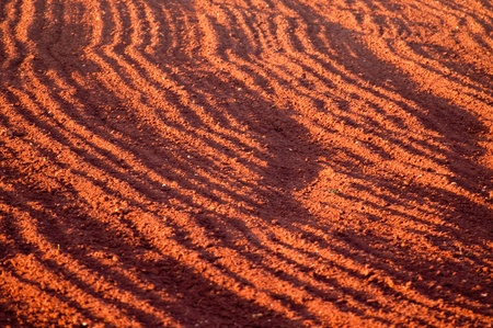 terra: Terra di siena Stock Photo