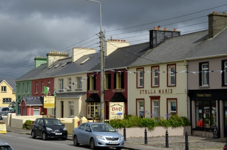 historically: Waterville, historically known as Coirean is a villagbeach e in County Kerry (Ireland) Editorial