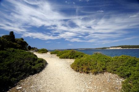 Isole Brioni sono un gruppo di quattordici piccole isole nella parte croata dell'Adriatico settentrionale del Mar