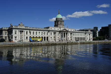 local government: One of the most famous monument of Dublin Editorial