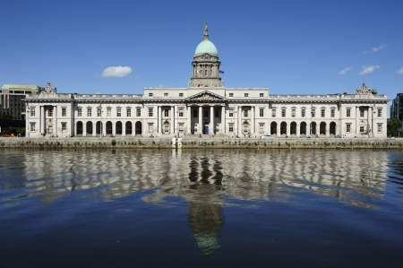 One of the most famous monument of Dublin Editorial