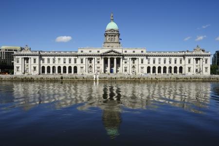 Uno dei monumenti pi� famosi di Dublino