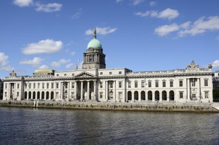 liffey: A scene taken in Dublin (Ireland)