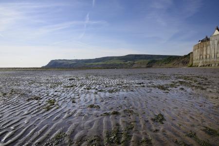 strret: Robin Hoods Bay a small seaside village on the North Yorkshire Coast England