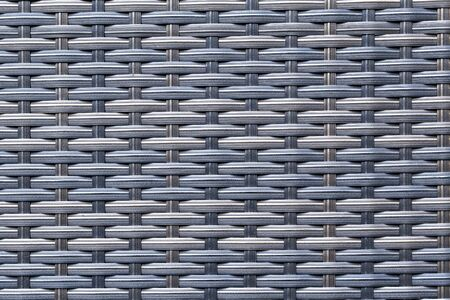 pattern rattan texture background Stock Photo