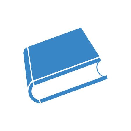 magazine stack: Vector 3D book on white background, illustration Illustration