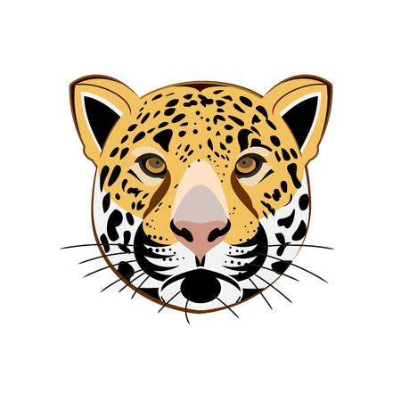 bared teeth: Leopard Portrait. Angry Leopard wild big cat, Leopard head. Cute Leopard face, African Leopard Cat. Aggressive Leopard with bared teeth, Leopard in cartoon style, cat tattoo, t-shirt print design