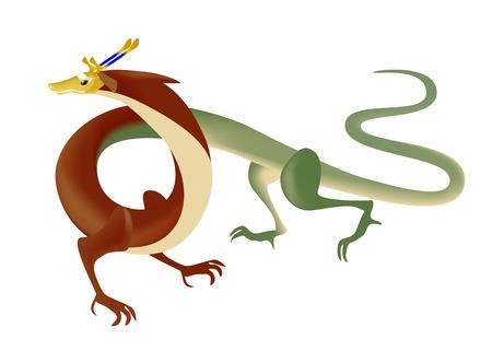 whole creature: Oriental Dragon