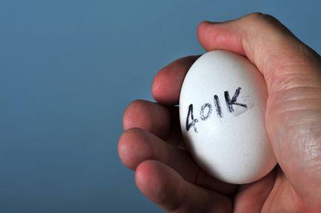 401K is your retirement nest egg fading away?