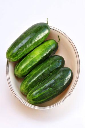 cucumbers: Green Cucumbers