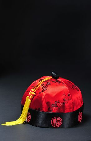 chinese hat: Chinese New Year Hat