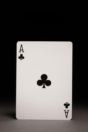 Ace of Spades Reklamní fotografie