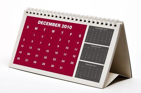 december: New December 2010 Calendar.