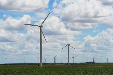 sweetwater: Modern Wind Turbines.
