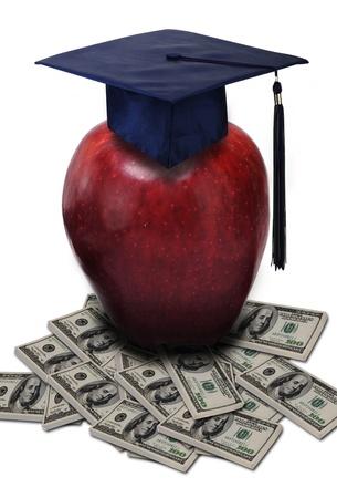 Costo elevato di educazione.