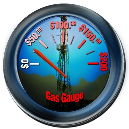 Gas Gage photo