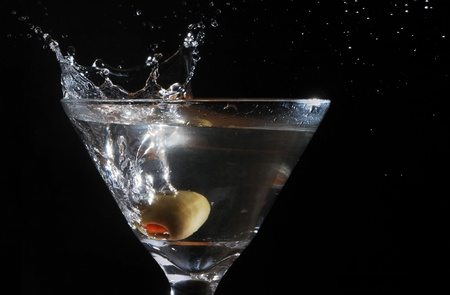 martini splash: Martini Splash Time.