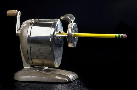 sharpener: Antique Boston Champion Pencil Sharpener .