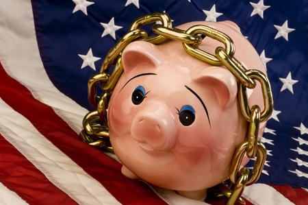 sam: American Investments Chained Down.