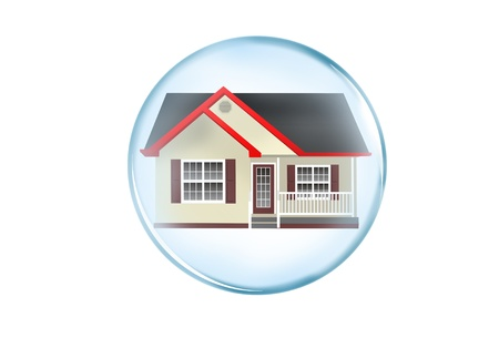 Home investment in bubble