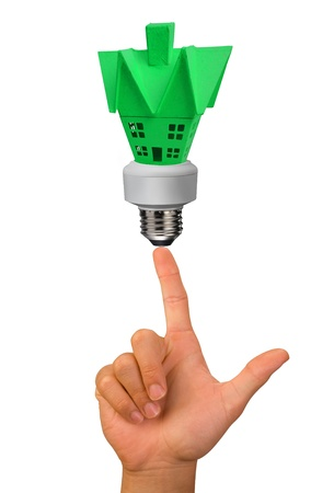 Green energy for your home  photo