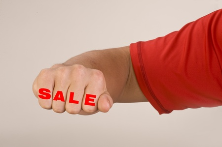 Sale Stock Photo - 12880267