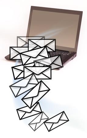 envelops: Computer Mail