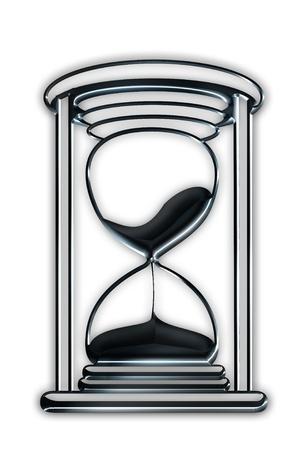 Hourglass  Stock Photo - 13754137