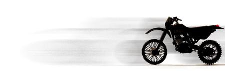 Motorbike with speed