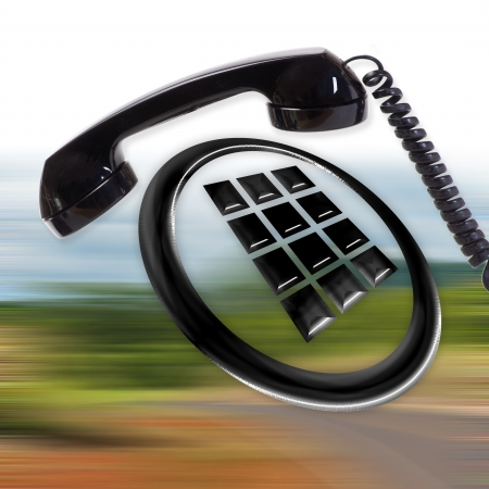 Telephone Stock Photo - 13957428