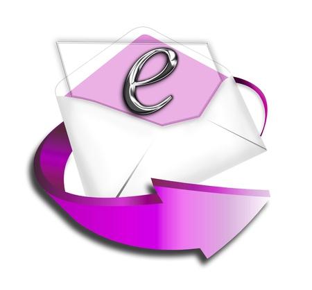 E-Commerce Letter Stock Photo - 14422524