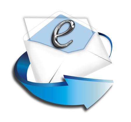 E-Commerce Letter Stock Photo - 14422521