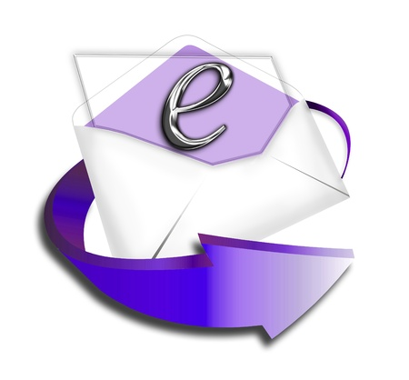 E-Commerce Letter  Stock Photo - 14422525